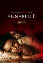 Plakat filmu Annabelle wraca do domu