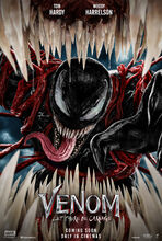 Movie poster Venom: Let There Be Carnage