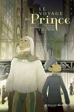 Movie poster Podróż księcia